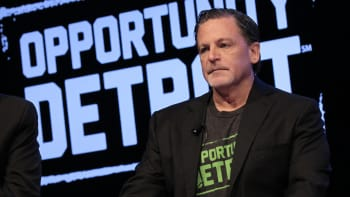 Dan Gilbert, founder and chairman of Detroit-based Rock Ventures and Quicken Loans Inc. and owner of the Cleveland Cavaliers.