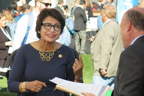 Sylvia Acevedo, Interim CEO of Girl Scouts
