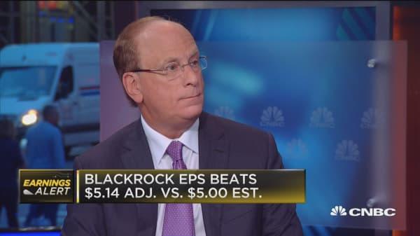 Extending retirement horizon: Larry Fink