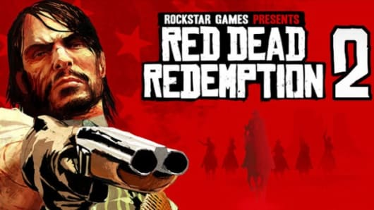 Rockstar Games announces new game Red Dead Redemption 2.