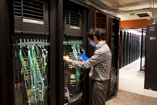 Network information servers