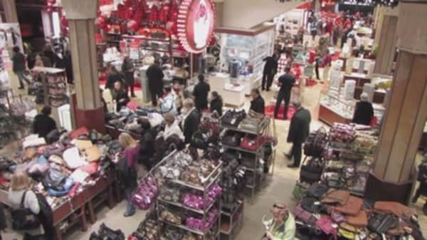 Majority of Americans limit monthly spending