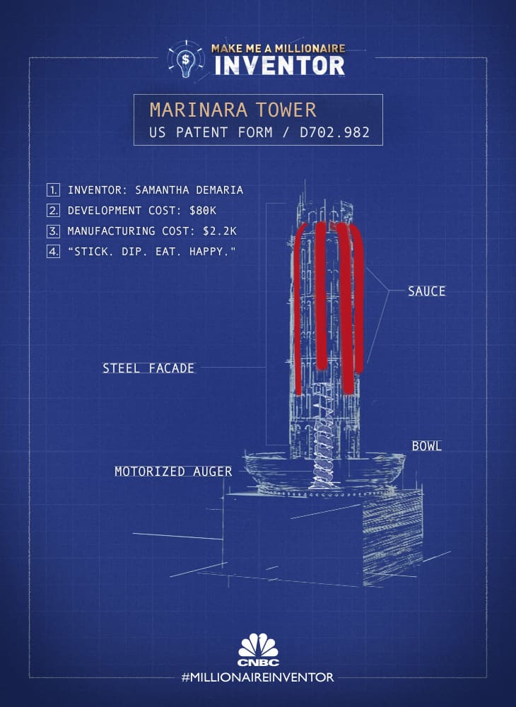 Invention blueprints marinara tower blueprint malvernweather Images