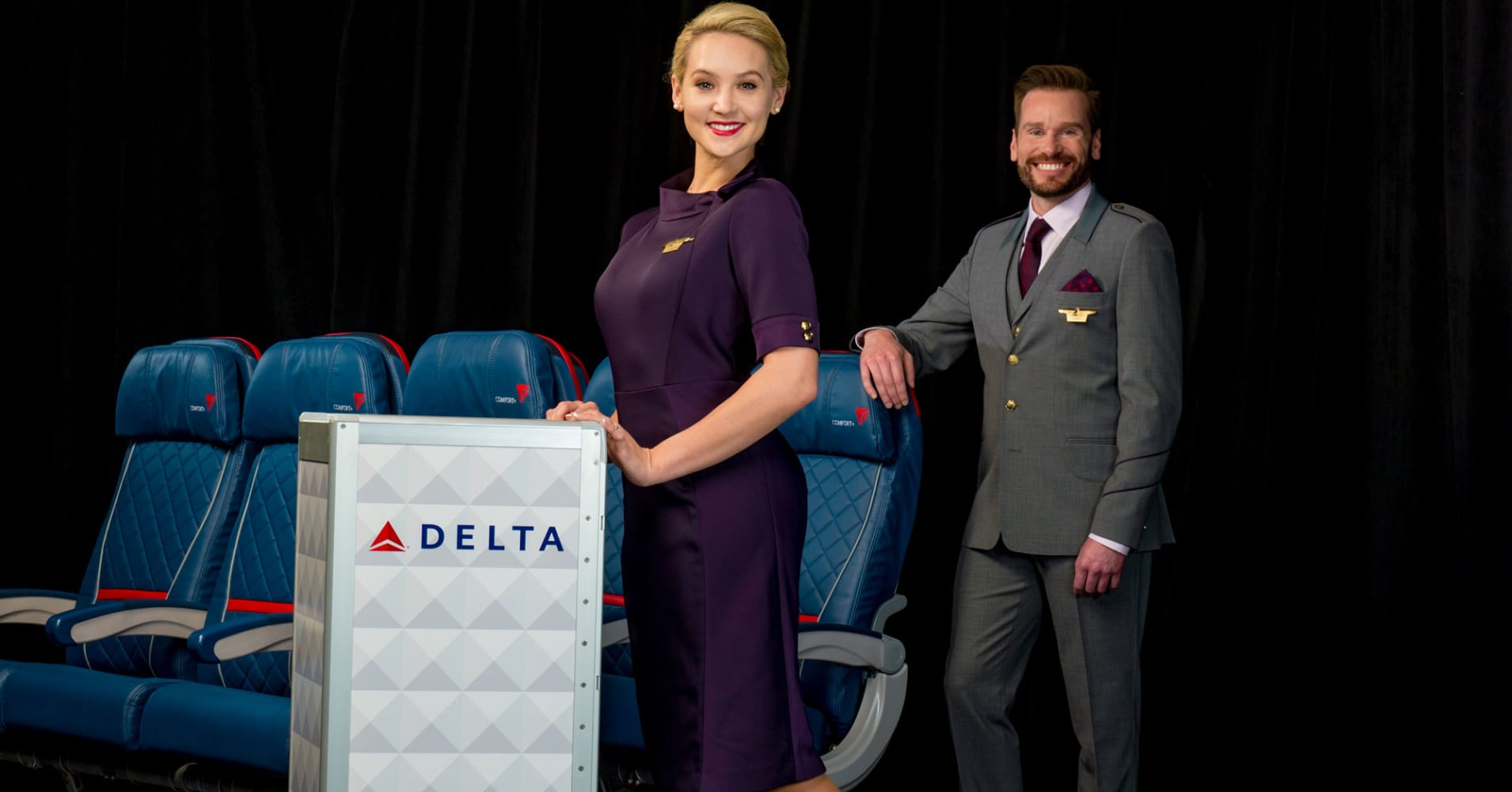 Delta S Zac Posen Uniforms Unveiled