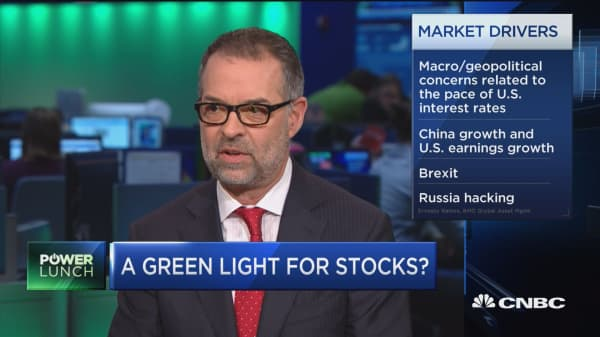 Ramos: Worried about bonds more than stocks