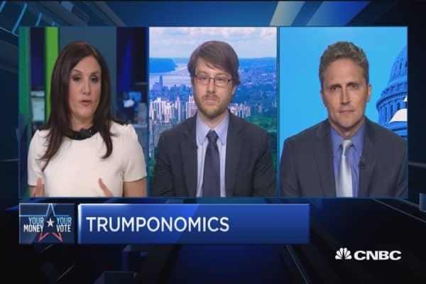 Casselman: Not convinced Trump victory will tank markets