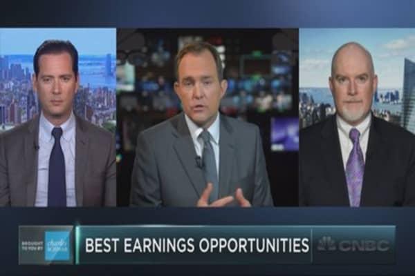 The best earnings opportunities