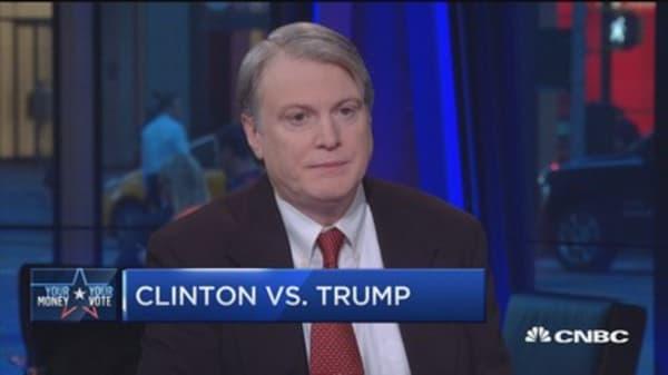 Clinton's FBI case has long way to run: Holman Jenkins