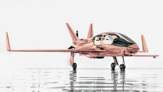 Cobalt Valkyrie-X private plane