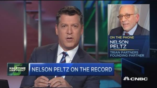 Peltz: It looks like Hillary is going to win the election
