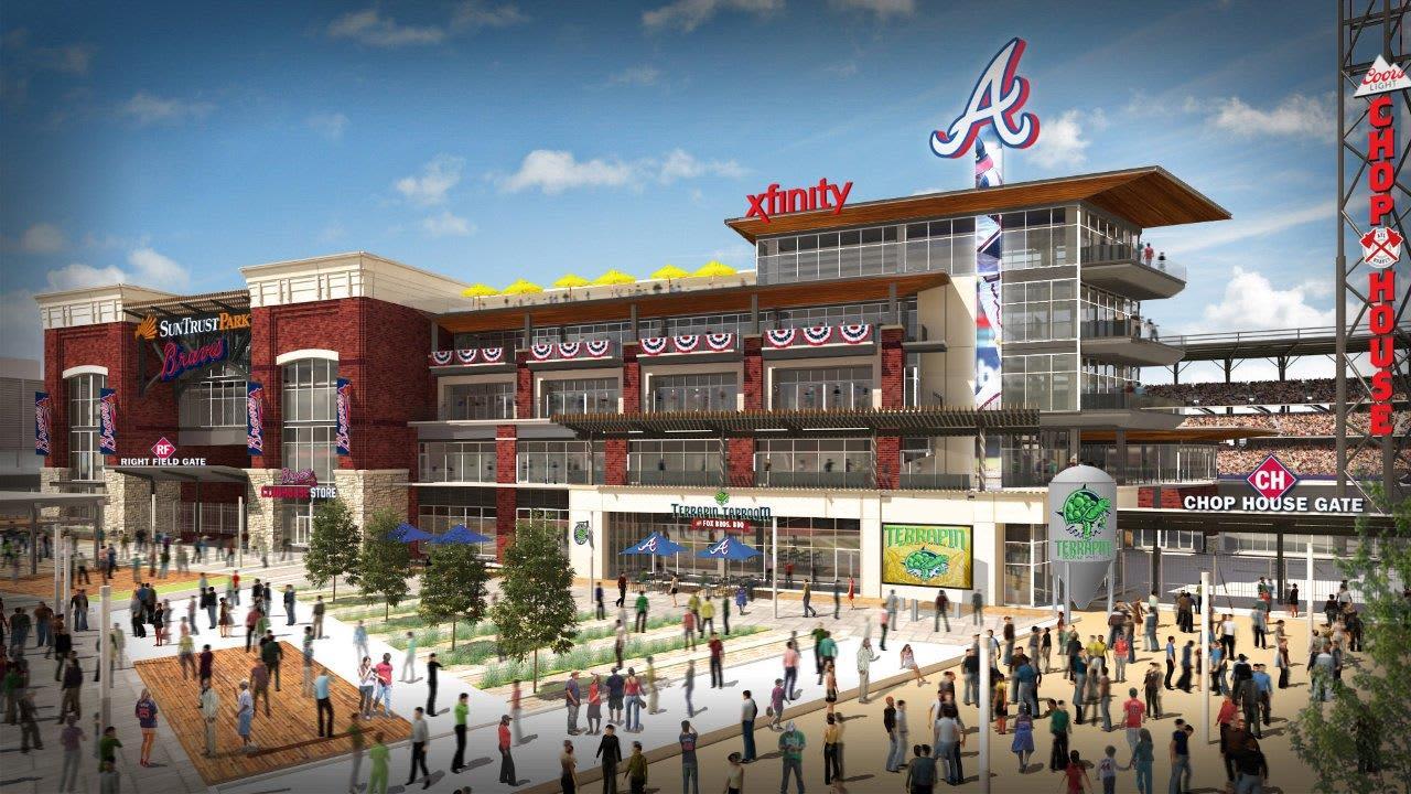 Terrapin Brewery To Open Taproom At Atlanta Braves SunTrust Park