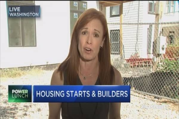 Housing starts down 0.9% in September