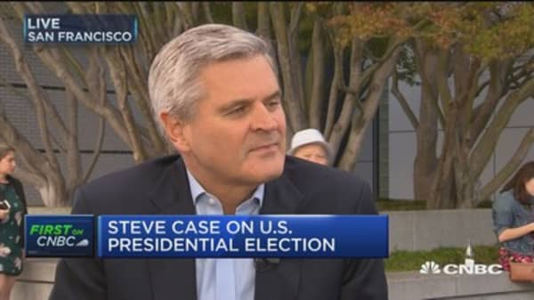 Steve Case: Need to figure out the jobs, industries of the future