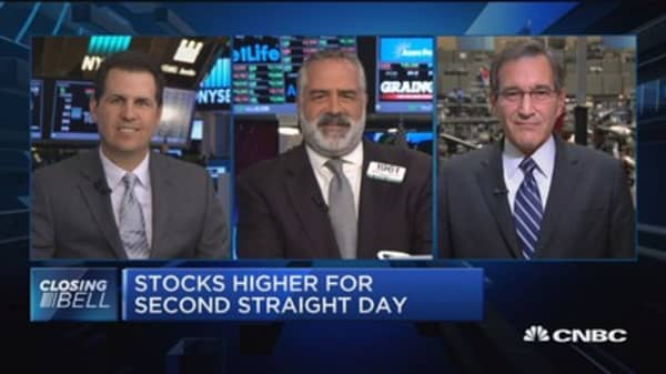 Closing Bell Exchange: All the news is positive