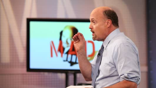 Mad Money with Jim Cramer on October 19, 2016.