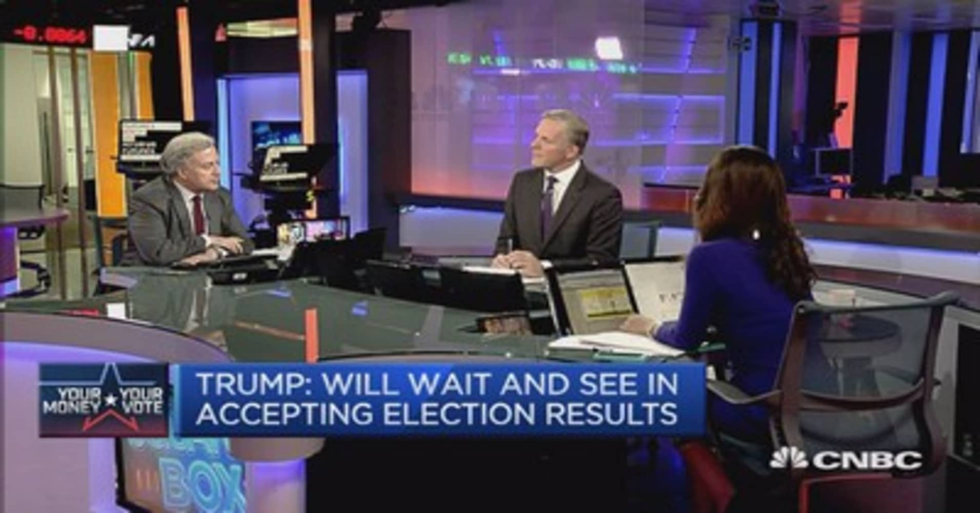 Trump win would be bad for markets: Pro