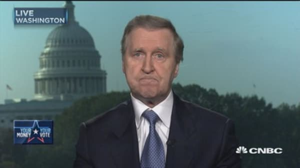 US needs to lead from position of strength: William Cohen