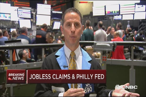 Weekly jobless claims up 13K to 260,000