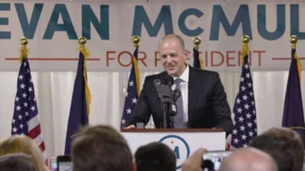 Independent presidential candidate Evan McMullin leads Utah in new poll