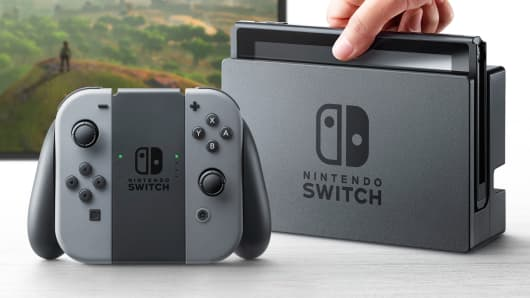 nintendo wants to fix with switch console what it messed up with wii u. Black Bedroom Furniture Sets. Home Design Ideas
