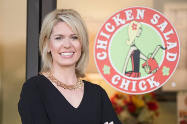Stacy Brown, founder of Chicken Salad Chick