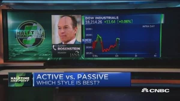 Rosenstein: No chance stock picking is dead