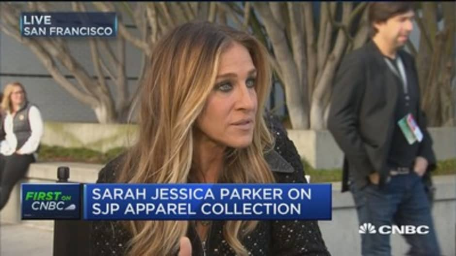 Sarah Jessica Parker's business growth