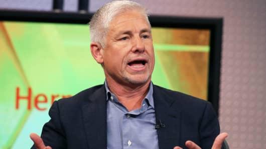 Brian Walker, CEO, Herman Miller