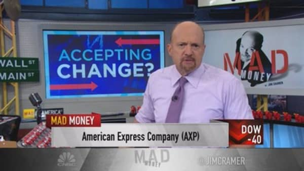 Jim Cramer warns that if you treat stocks like politics—you'll be eviscerated