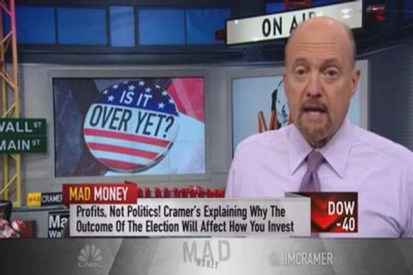 Cramer fears Donald Trump is your worst investing nightmare