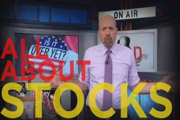 Cramer Remix: Investors underestimate Washington's impact on business