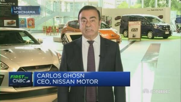 Nissan now has a 34% stake in Mitsubishi