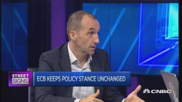 ECB is entering dangerous territory: Academic