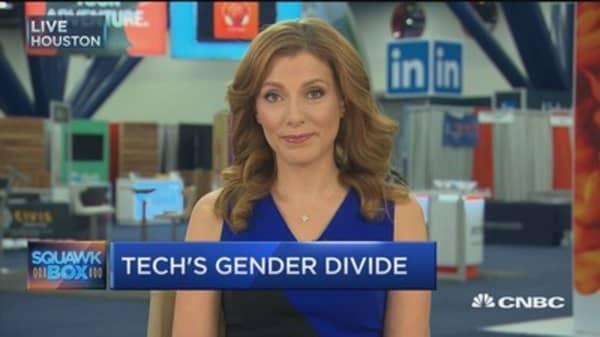 Bridging tech's gender divide