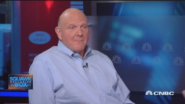 I never wanted to buy Twitter: Ballmer
