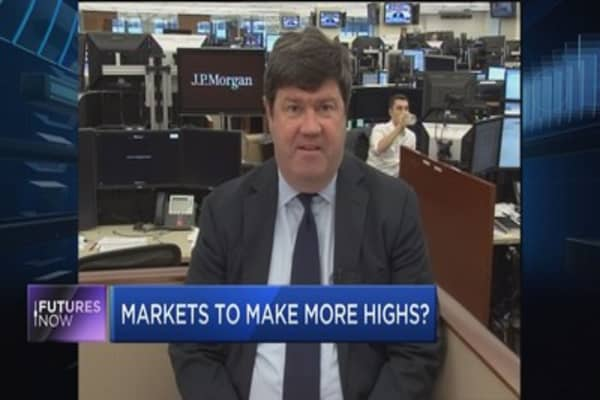 Here's why markets could make more highs: JPM