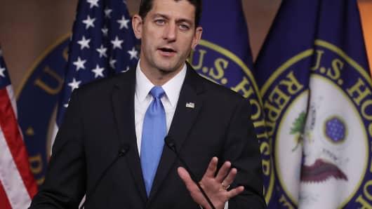 Paul Ryan, House Speaker