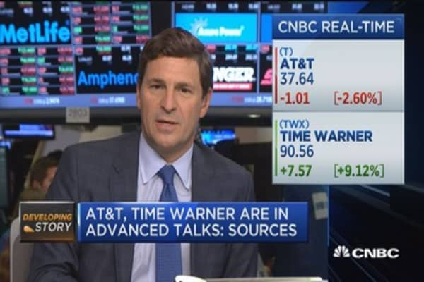 AT&T, Time Warner deal could come shortly: Sources