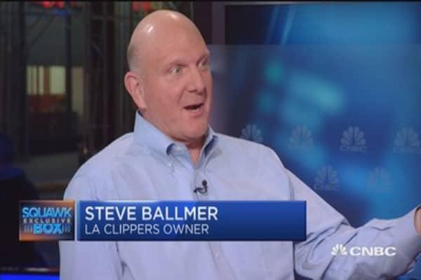 Steve Ballmer: Microsoft tried to buy Facebook