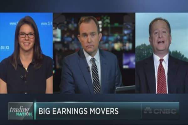 Stocks that could move big on earnings
