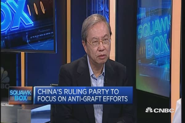 Party discipline on menu at China Plenum: Analyst