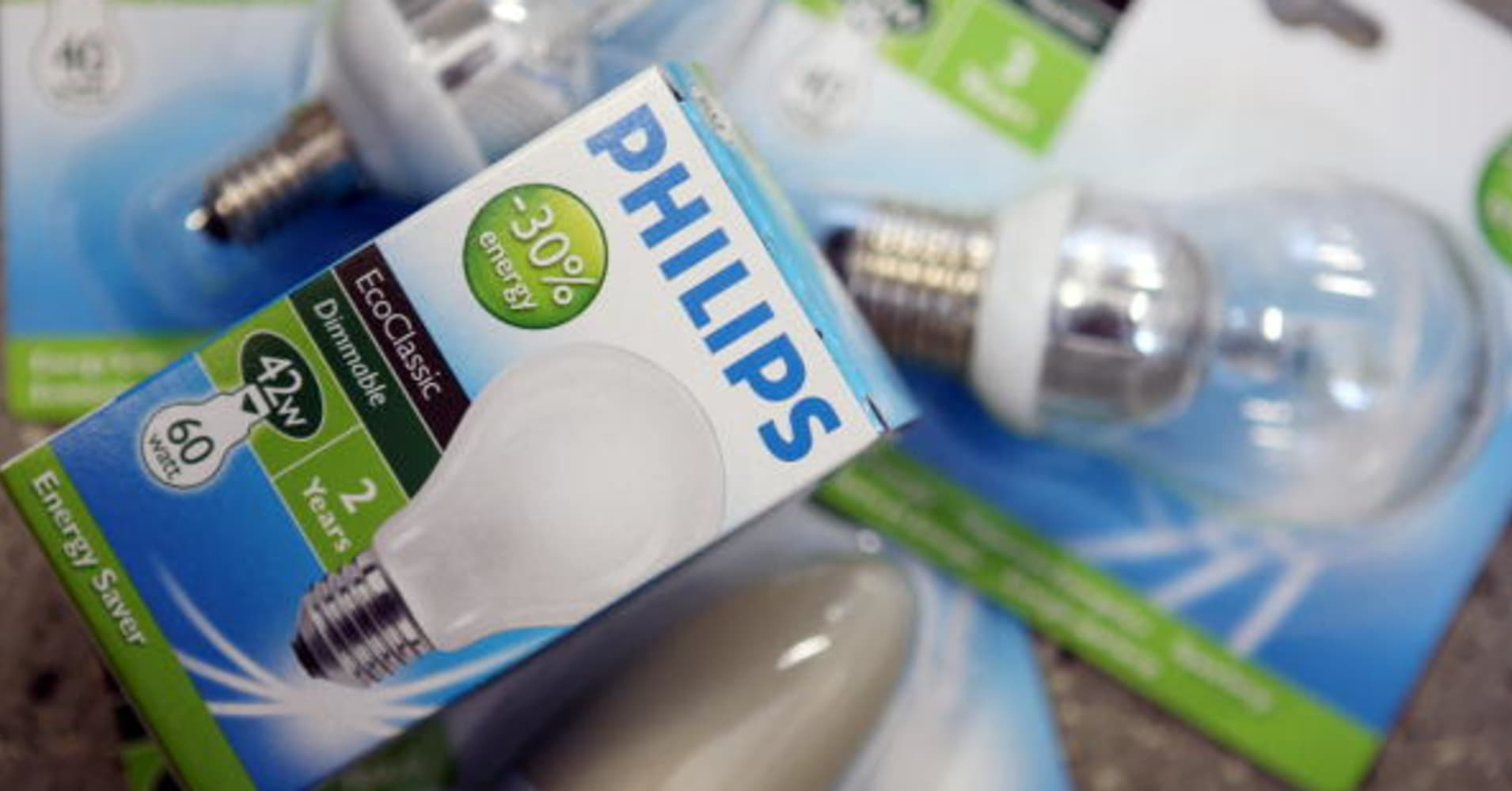 Philips lighting earnings ahead on better led home lighting margins buycottarizona