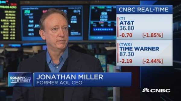 Miller: ATT-TWX deal will likely have pretty strong restrictions
