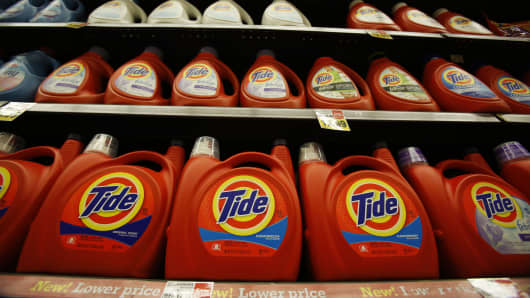 Procter & Gamble products, Tide Detergent