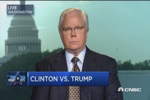 Rogers: Donald Trump's problem is Donald Trump