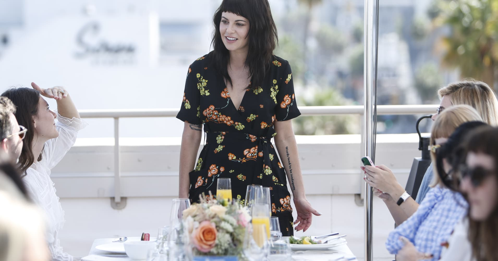 Sophia Amoruso attends Girlboss-Prudential Brunch at NeueHouse Los Angeles on September 9, 2016 in Hollywood, California.