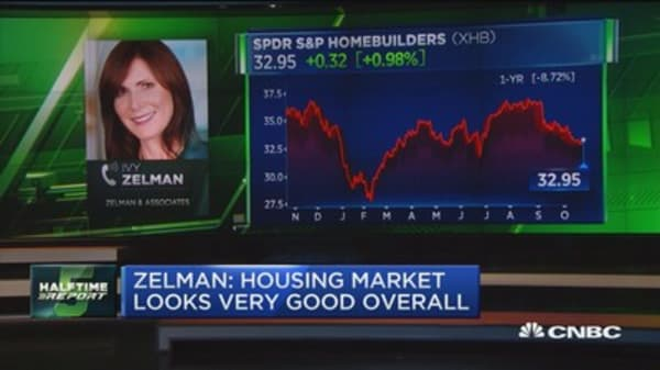 Zelman: Housing market looks very good overall