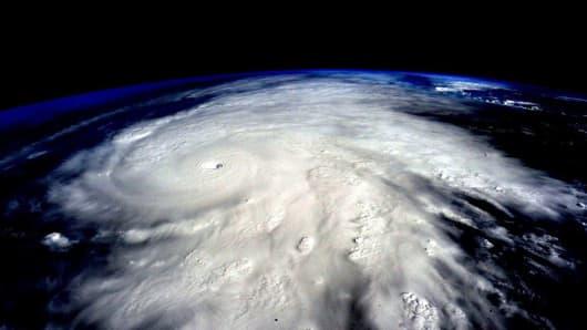 Generic Hurricane Breaking News Image