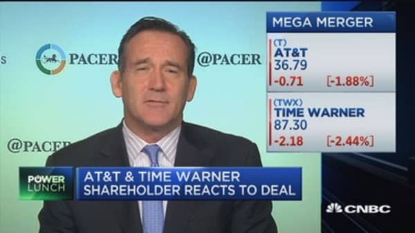 AT&T-Time Warner is 'beneficial merger' for both: O'Hara