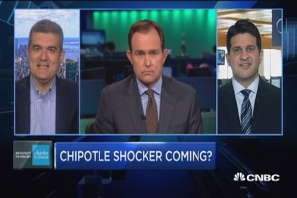 Trading Nation: Chipotle shocker coming?